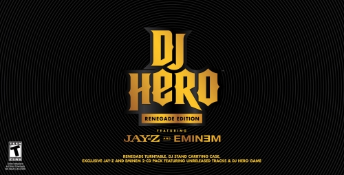 dj hero renegade edition 1