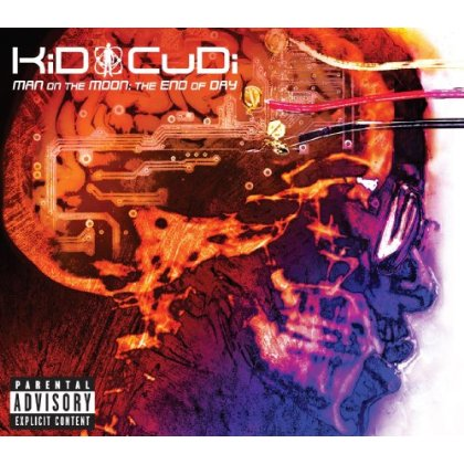 kid cudi man on the moon the end of day cover 2