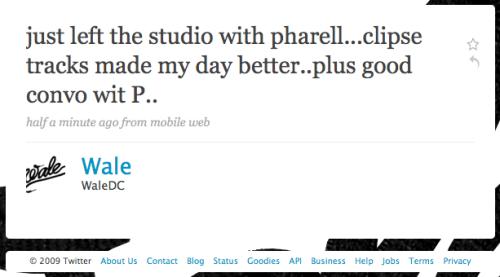 wale clipse pharrell