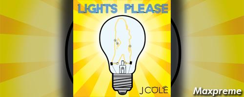 j cole lights please mxp
