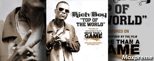 rich boy top of the world mxp