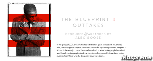 the blueprint 3 outtakes alex goose mxp