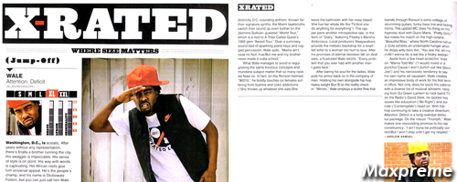 wale xxl ad review