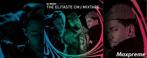 elitaste cmj mixtape mxp