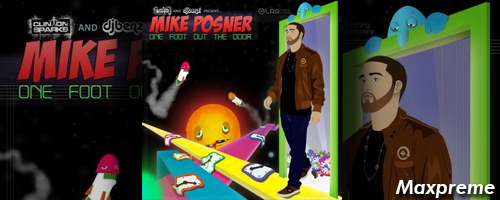 mike posner one foot out the door mixtape mxp