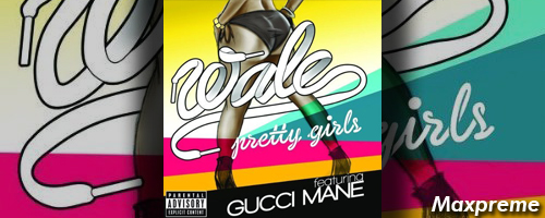 wale pretty girls single cover mxp